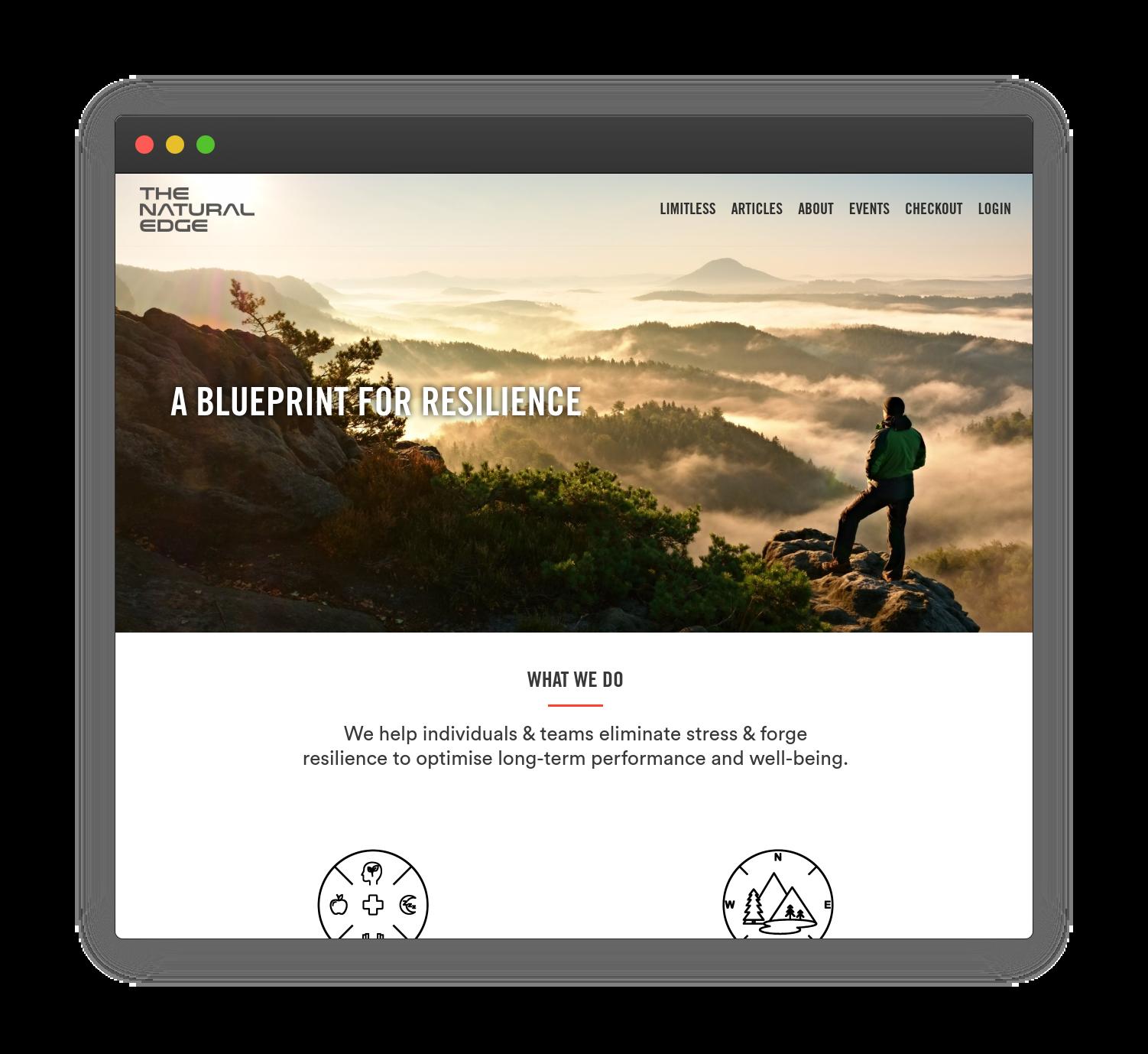 the natural edge - mpiricsoftware.com
