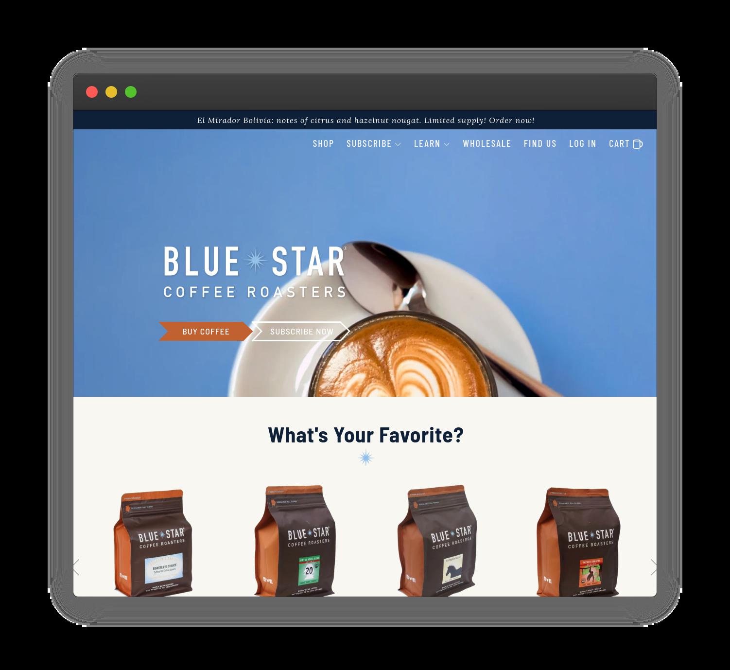 blue star - mpiricsoftware.com